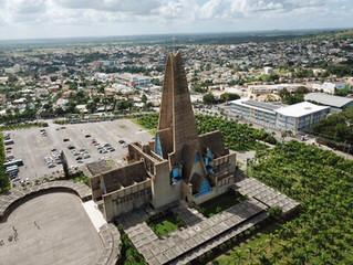 Basílica de nuestra Señora de la Altagracia . Higuey, República Dominicana .