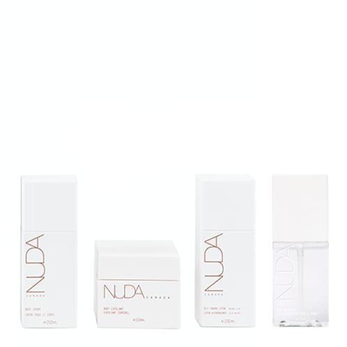 Routine Nuda skincare