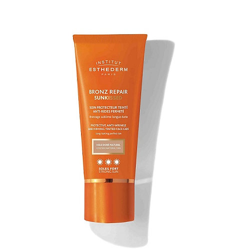 Esthederm - Bronz repair anti-rides teinté