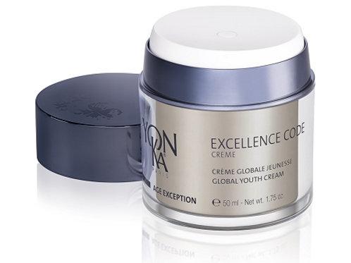Crème Excellence Code Yonka