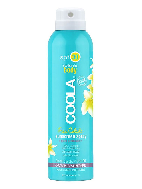 Coola - Spray corps FPS30 - Citrus mimosa