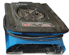 Clean versus dirty air movers