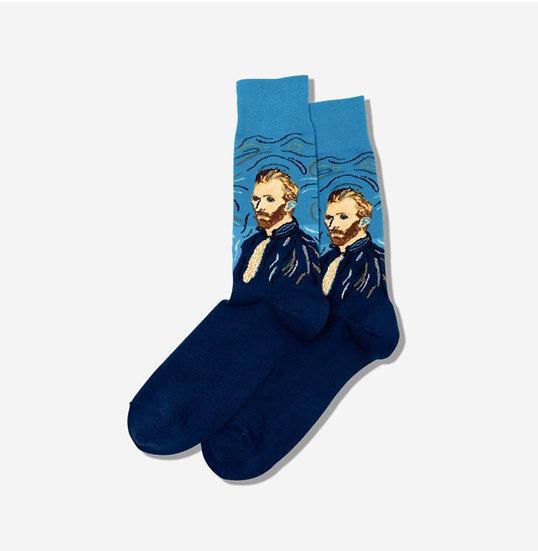 Van Gogh Socks