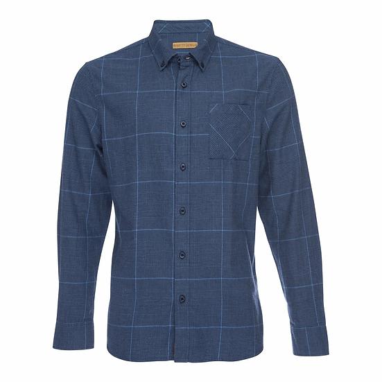 Truman Shirt Glen Plaid