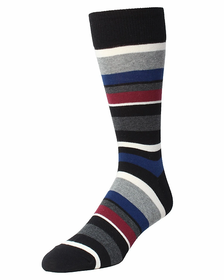 T-Shirt Stripe Socks