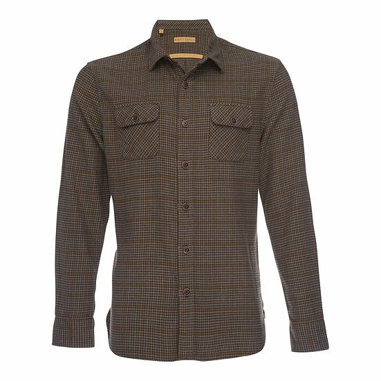 Truman Shirt houndstooth
