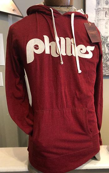 Phillies Hoodie - Mitchell & Ness