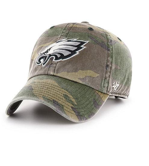 Eagles Camouflage Cap