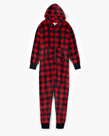 Plaid Onesie
