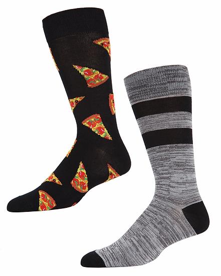Pizza Bamboo Socks