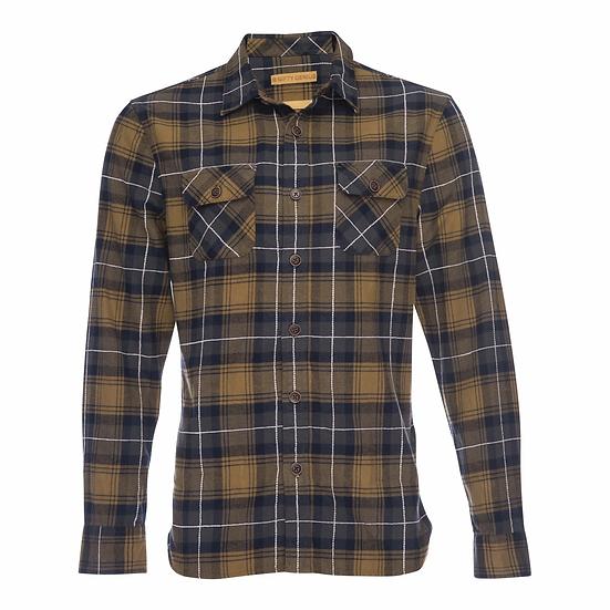 Truman Shirt Dobby Plaid