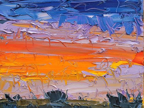 Ogapogeh Sunset 1