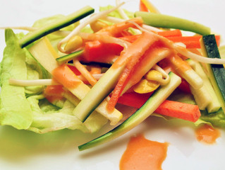 Sakana House Ginger Salad Dressing