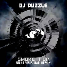 DJ Puzzle - Smoke It Up [Remix] Cover.jp