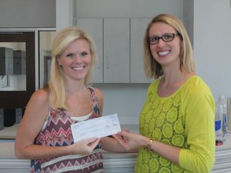 Lemonade Day Raises Over $2,000 for the YMCA
