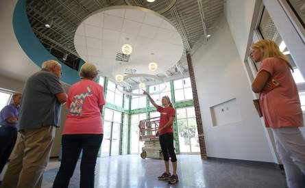 New YMCA gets ready to open