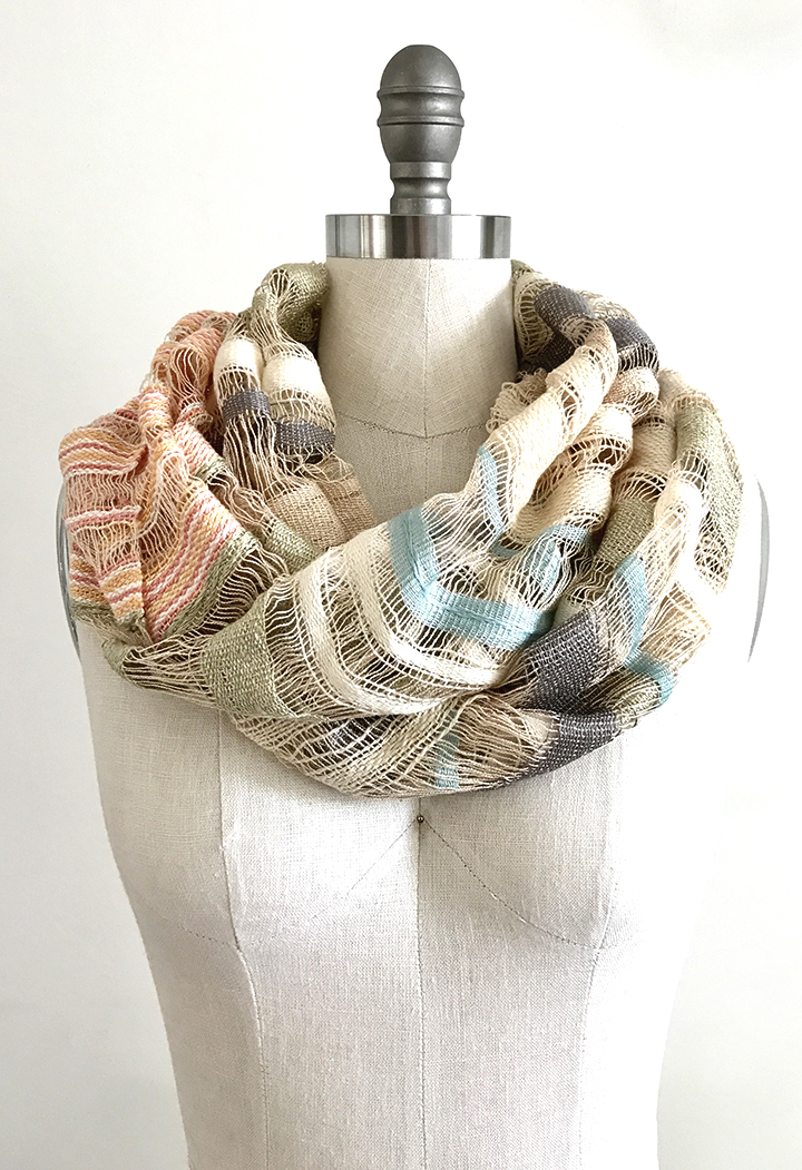 Open Weave Scarf