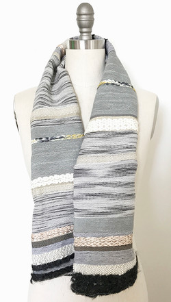 Ikat Woven Scarf