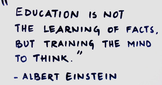 Critical Thinking: Begin Early!