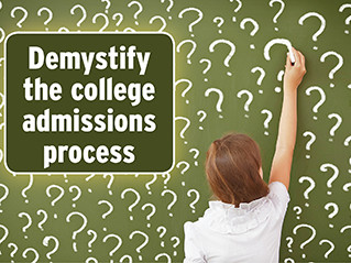 College Admissions 101: What You Need to Know