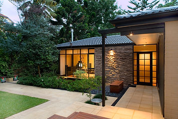 Stinton Balgowlah Heights refurbishment, Sydney, Australia.