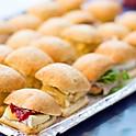 Mini Sandwiches Sevillanos.