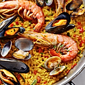 Seafood Paella for 1 person