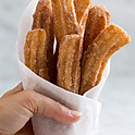 Churro sugar and cinnamon 1-unit