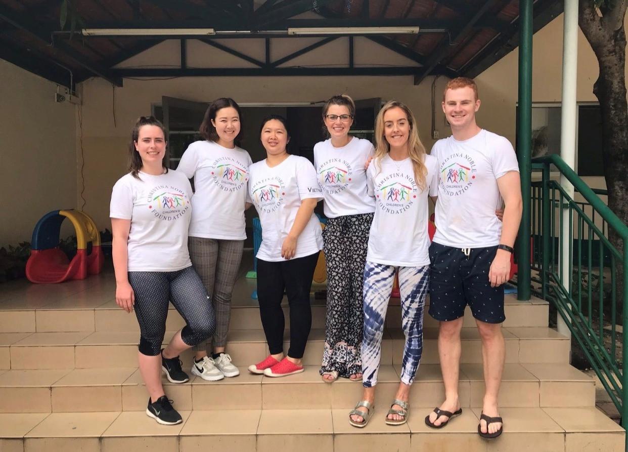Christian Noble Foundation Volunteer Programme