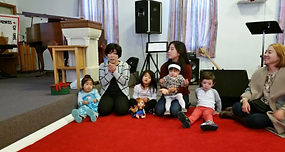 Clarksville Korean Church - Children's Time