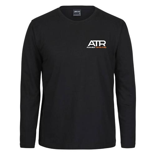 ATR Long Sleeve Shirt - Black