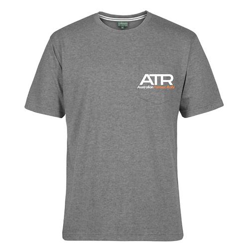 ATR Shirt - Grey Marle