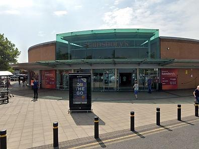 Sainsbury's Worle, Weston-Super-Mare