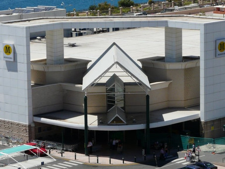 Robertson Roofing Ltd secures full re-roofing works to the Wm Morrisons store in Gibraltar.