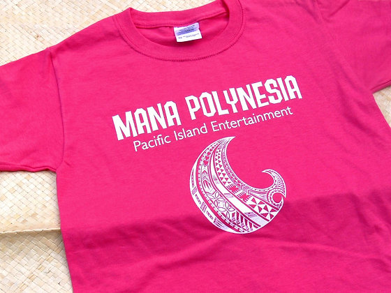 "Youth ""Mana Polynesia"" tee"