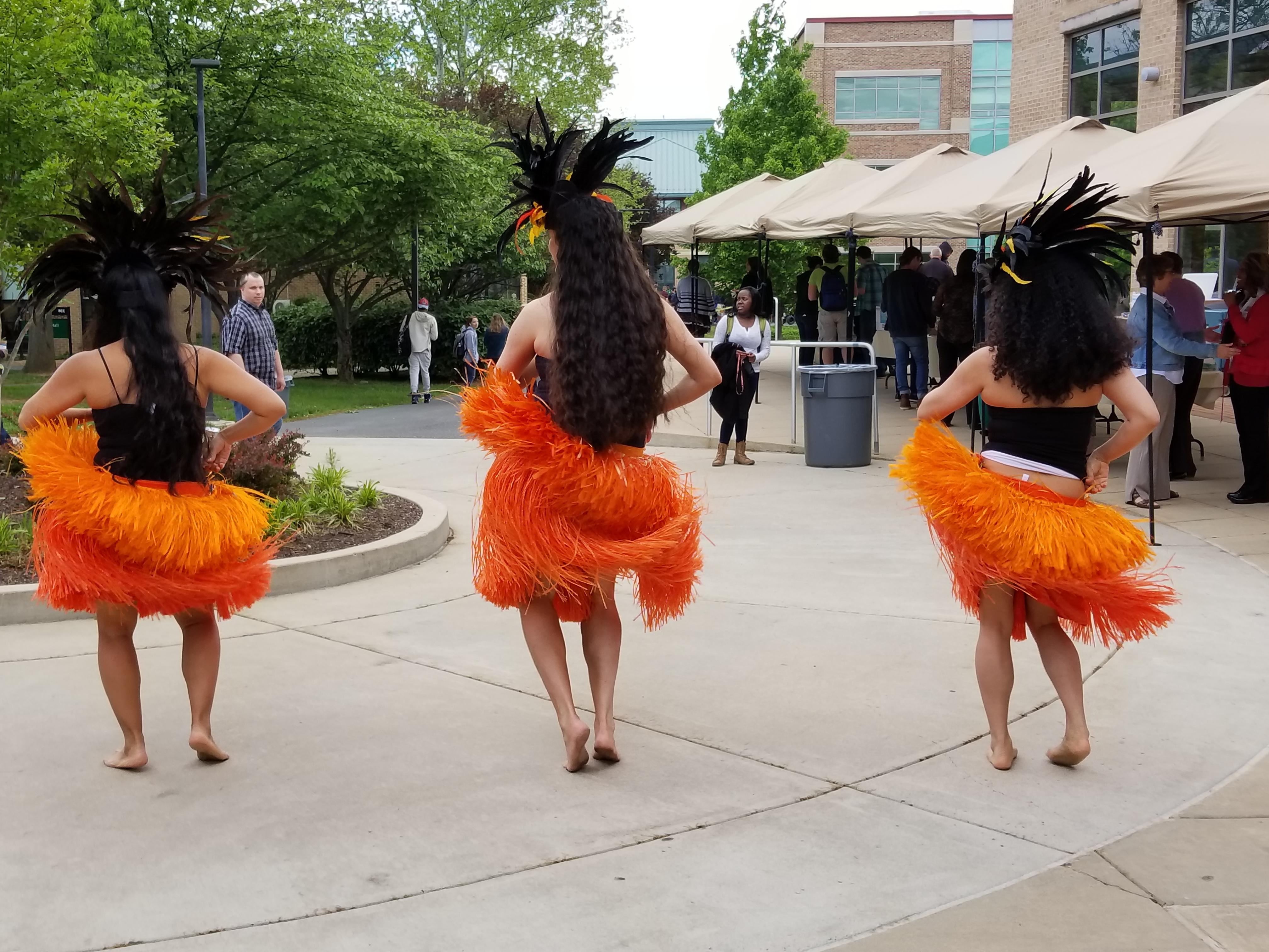 University performance Tahiti otea