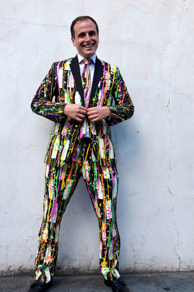 Funny Suits for Men