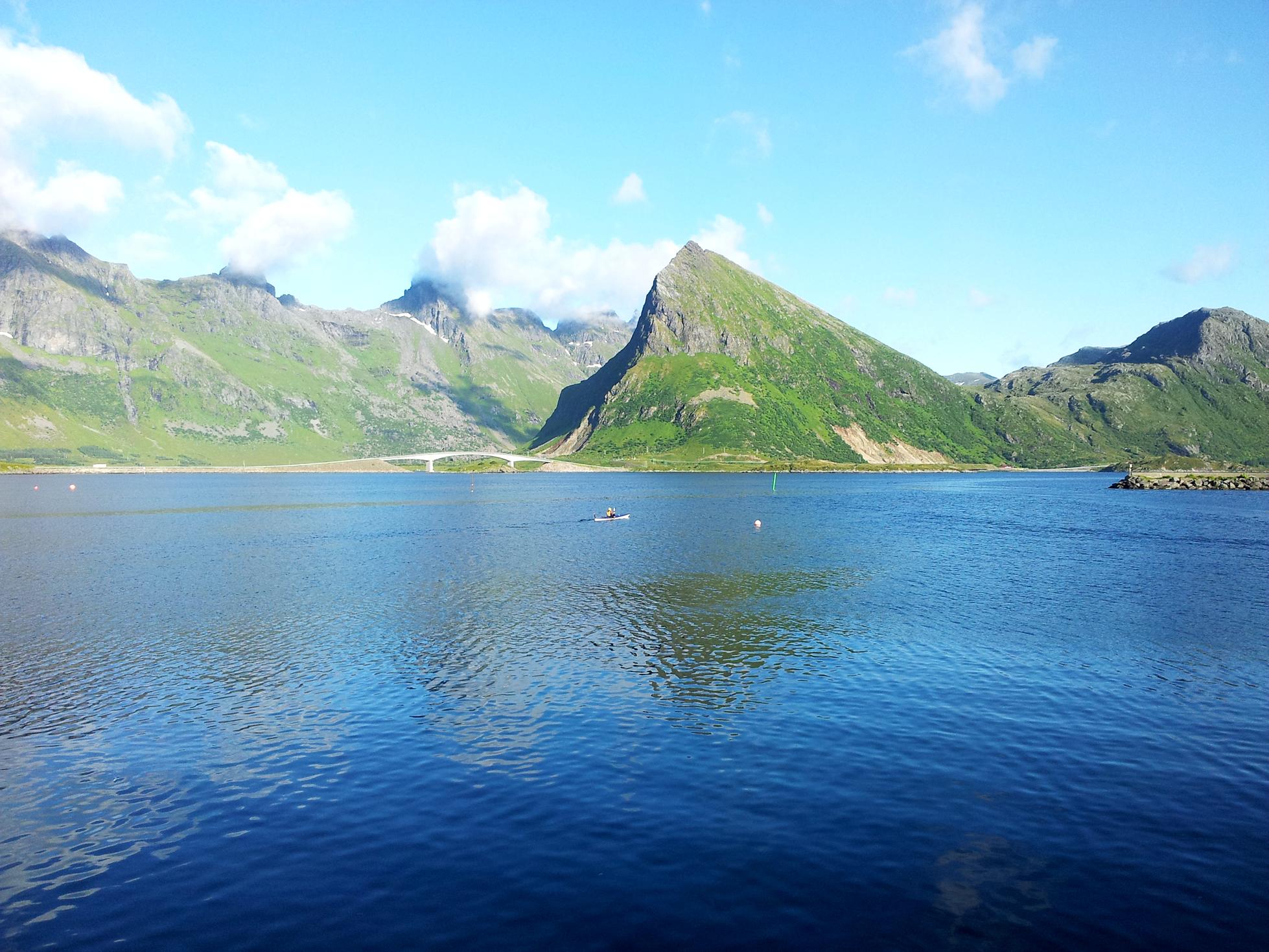 Hyggelig Lydersen Rorbuer - Ditt hjem i Lofoten SS-69