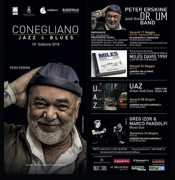 Conegliano Jazz & Blues Festival 2018