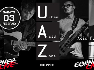 Urban Acid Zone live at Corner Live
