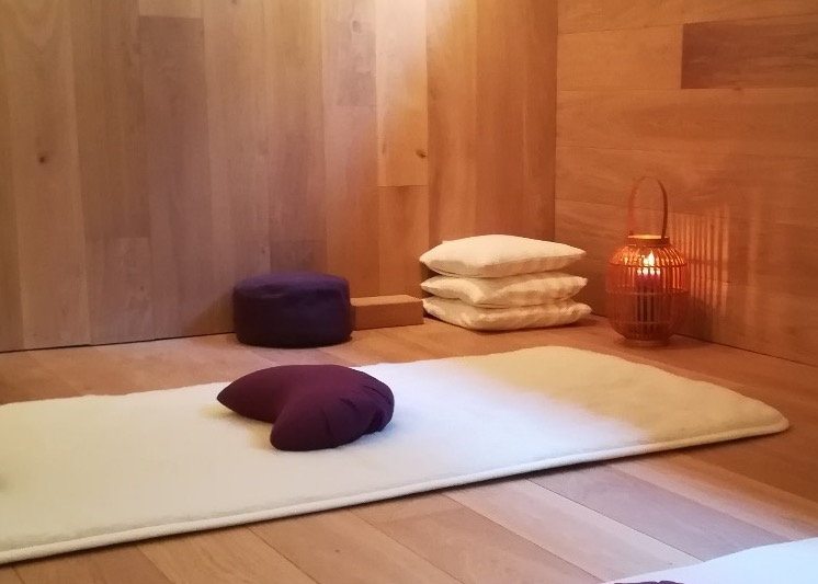 Individuele yogasessie
