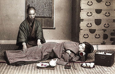 shiatsu drukpuntmassage