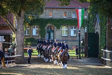 Hestaraden Warendorf, Nordrhein-westfälisches Landgestüt, Jakubowski Quadrile
