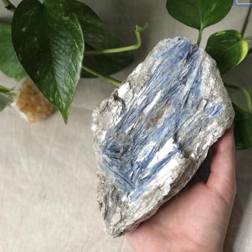 XL Blue Kyanite