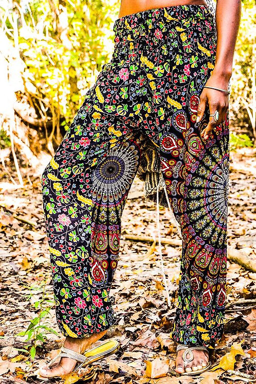CHAKRA Women Boho Pants Hippie Pants Yoga Pants