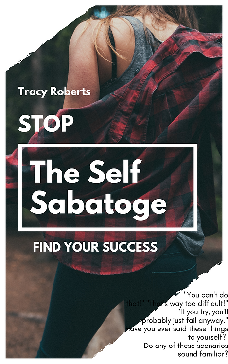 Stop the Self Sabatoge