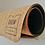 Thumbnail: Yoga Mat made of natural cork, rustic cork pattern