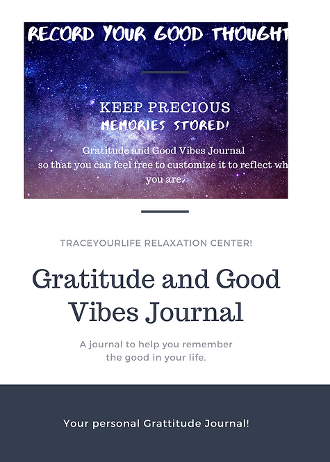 Grattitude Journal