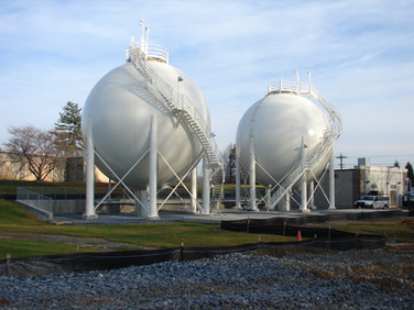 Potomac Water Treatment Plant Surge Tank