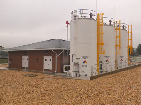 Piscataway Wastewater Treatment Plant ENR Upgrade